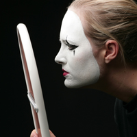 Theatrical Makeup & Props