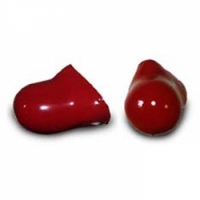 ProKnows Clown Noses - Style AUG - Gloss Red