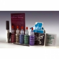 Amerikan Body Art Rainbow Glitter Tattoo Kits
