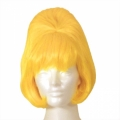 Beehive Wig - Yellow