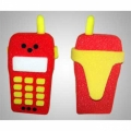 "Cartoony Foam Cell Phone (16"")"