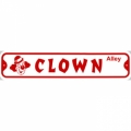 Clown Alley Sign