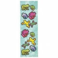 Frog Sticker Sheets (12/Pack)