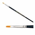 "Kryolan Brushes - 1/8"" Flat"