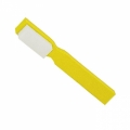 Large Foam Toothbrush Prop, Yellow (15 inch)