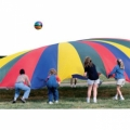 Large Nylon Parachutes