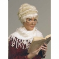 Mrs. Santa Wigs