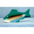 Rainbow Trout Plastic Fish